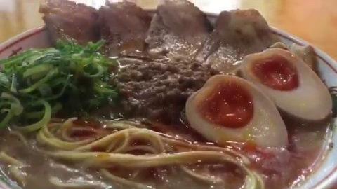 博多拉坦麺まるたん