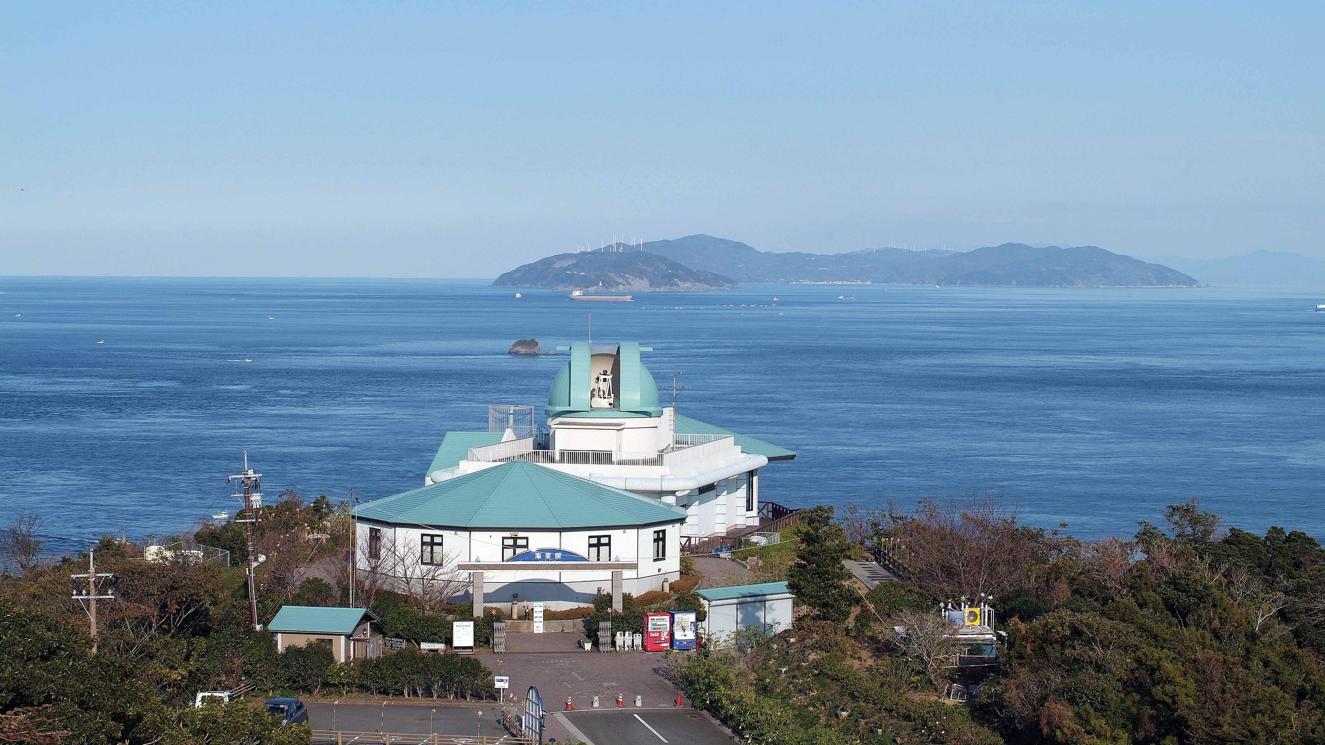 関崎海星館(展望・天文台)
