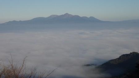 金御岳公園 雲海