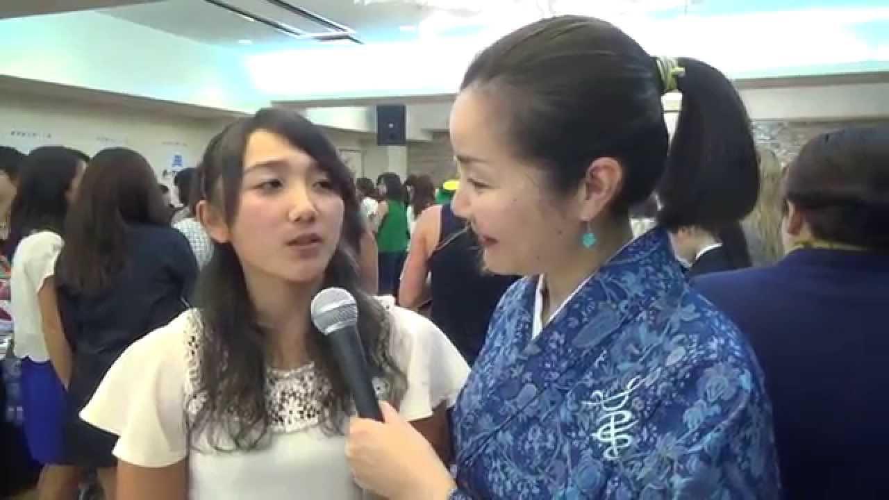 女子テニス岡村恭香選手インタビュー