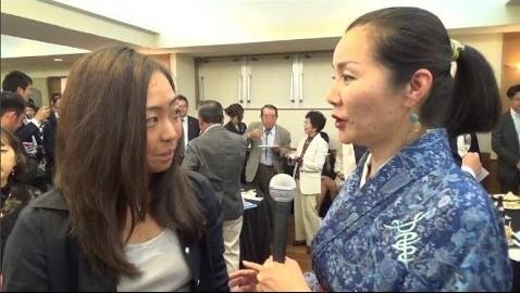 女子テニス穂積絵莉選手インタビュー